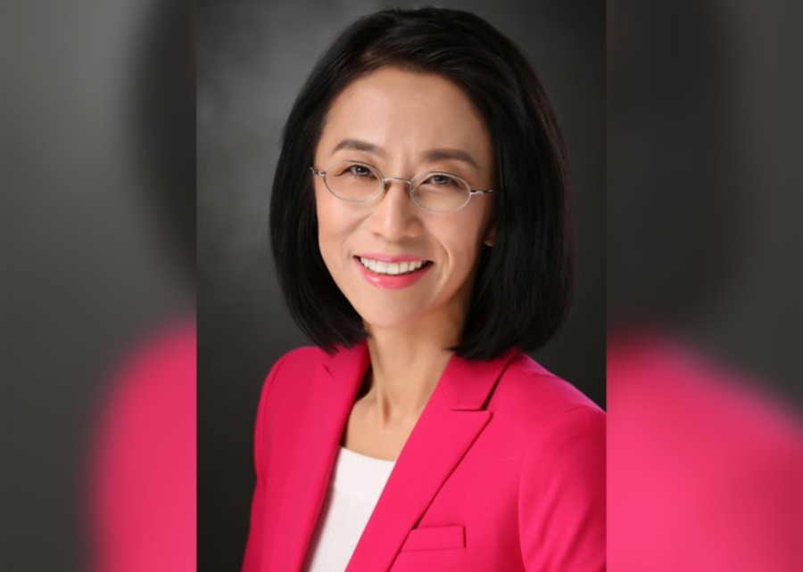 Lily Bao, Place 7 Plano City Council member, announced her intention to run for mayor in 2021 at a Jan. 11 city council meeting. (Courtesy Lily Bao)
