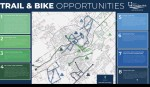 New Braunfels officials approved an update to its hike and bike trail plan Jan. 11. (Courtesy city of New Braunfels)