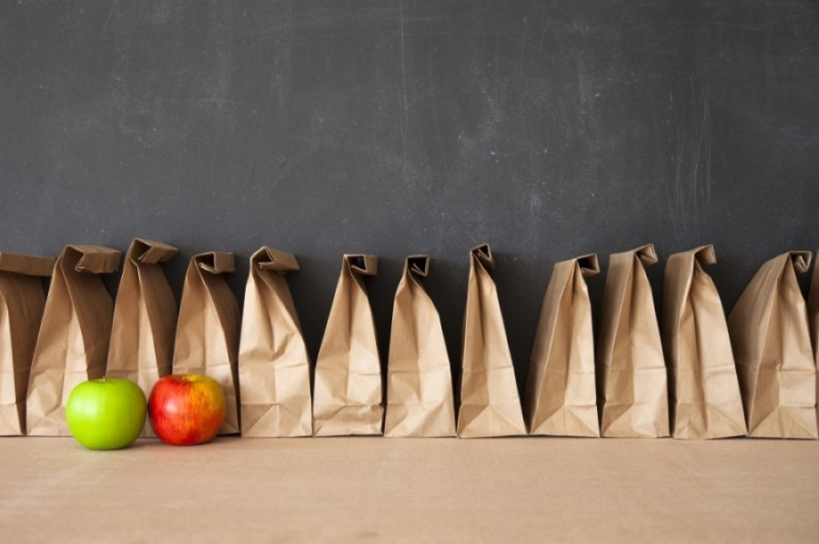 Families interested in receiving weekend meals are asked to request a weekend meal kit from food service staff during the curbside pickup process. (Courtesy Adobe Stock)