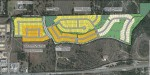 Ashton Woods Homes is planning a 375-unit residential community on 100 acres at the north end of a property known as the Cannon Tract. (Site plan courtesy the city of Dripping Springs)