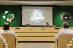 Members of the Carroll ISD board of trustees unanimously approved two resolutions extending the Families First Coronavirus Response Act on Jan. 11. (Sandra Sadek/Community Impact Newspaper)