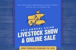 Students will have the opportunity to safely show and sell their agriculture projects through the 2021 CCISD Livestock Show and Online Sale through Jan. 20. (Courtesy Clear Creek ISD)