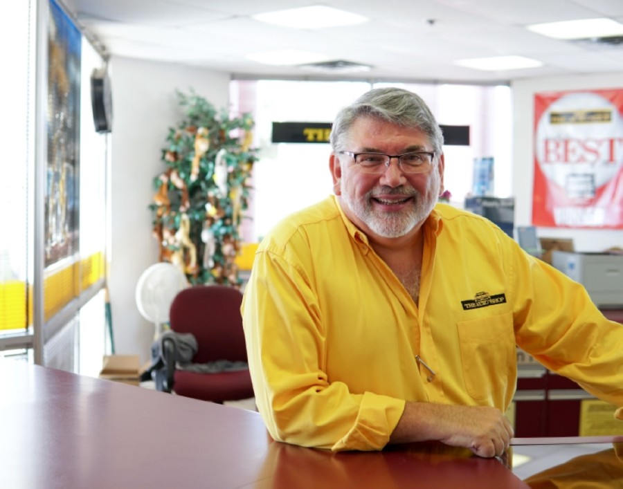 Owner Jerry Kezhaya began working on cars in his high school shop class and started his company in the garage of his house in the early 1980s. (Community Impact staff)