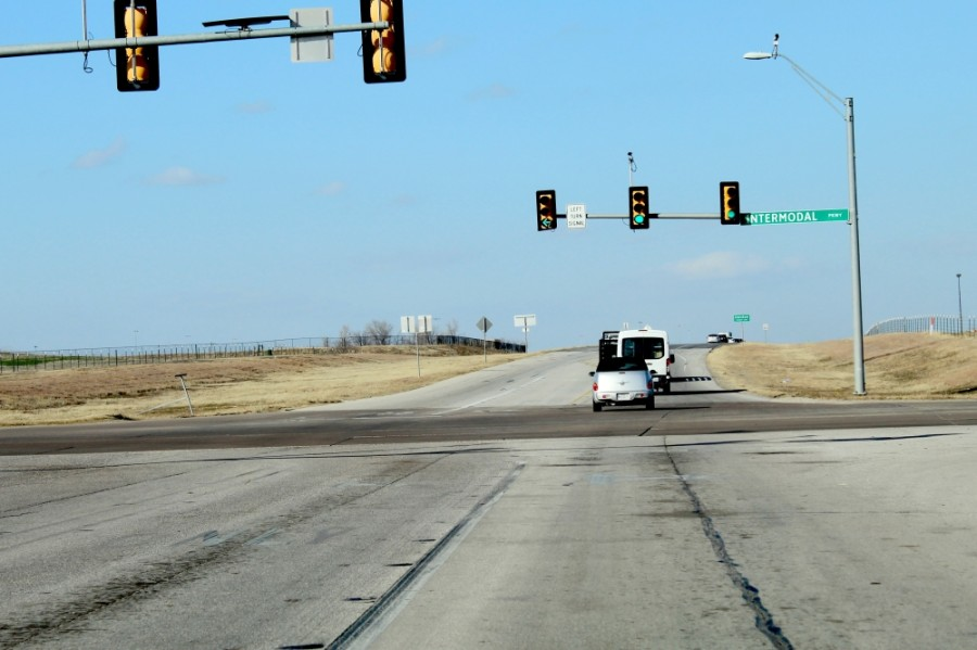 A proposed Texas Department of Transportation project would stretch from US 287 to Intermodal Parkway in north Fort Worth. (Ian Pribanic/Community Impact Newspaper)