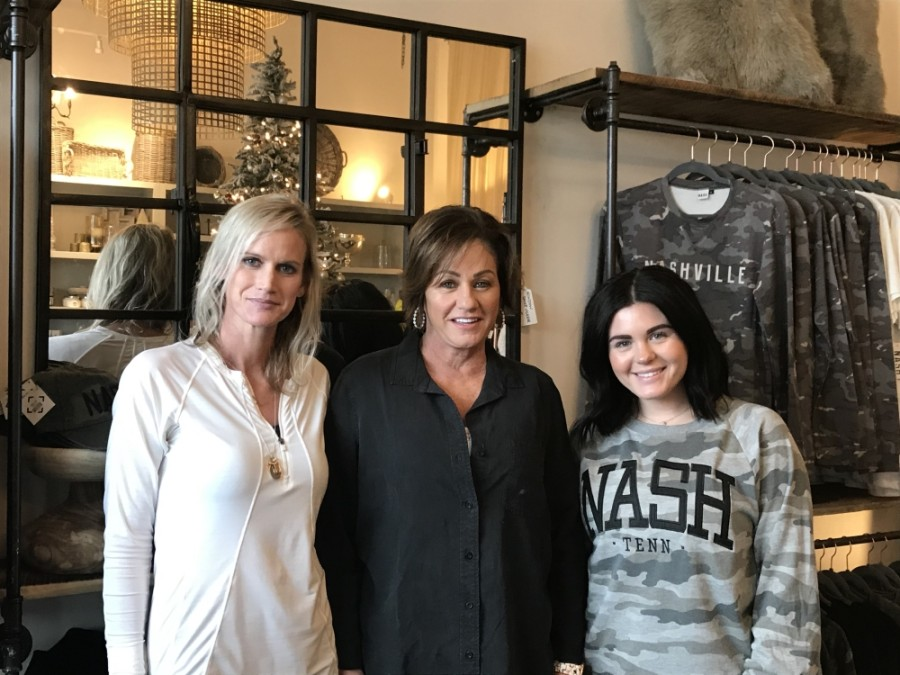 Mother and daughter Melanie Johnson and Nikki Reeves took over ownership of the space in December from the previous owners, another mother-daughter team who had run the shop since its opening in 2016. (Photos by Wendy Sturges/Community Impact Newspaper)