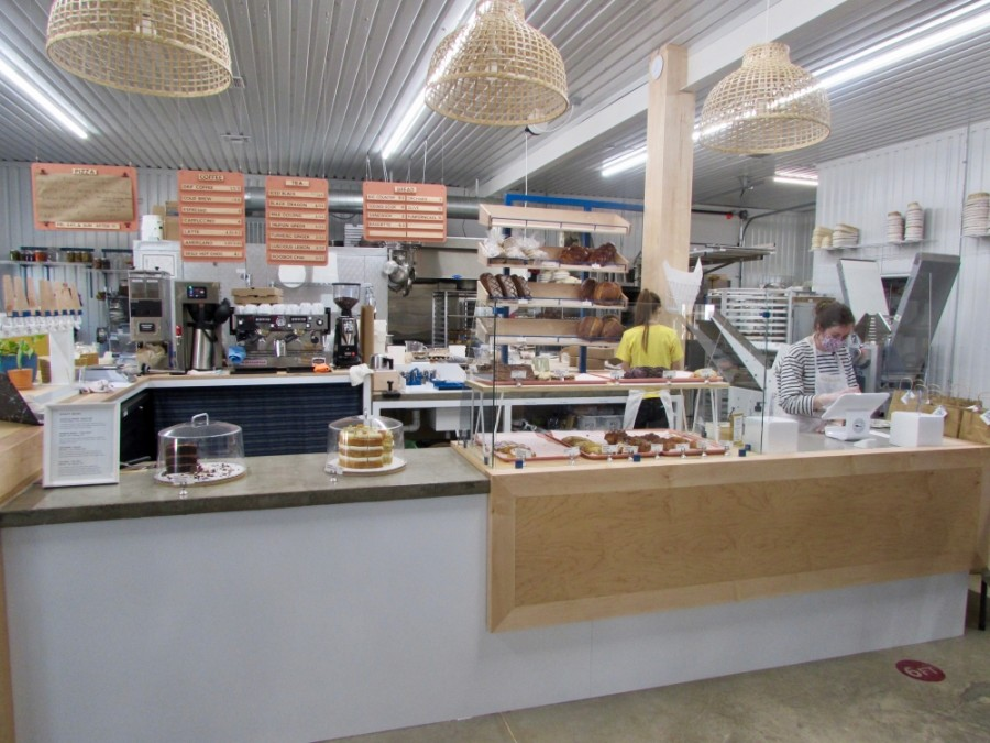 Abby Jane Bakeshop held a soft opening Jan. 16-17 in Dripping Springs. (Nicholas Cicale/Community Impact Newspaper)