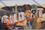 Town of Gilbert mural
