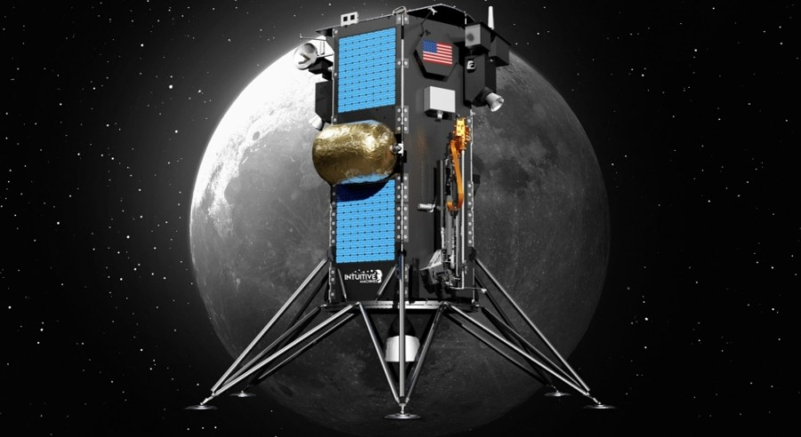 Bay Area-based company Intuitive Machines has selected SpaceX as the company that will deliver two of its payloads to the moon, according to a Jan. 13 press release. (Courtesy Intuitive Machines)