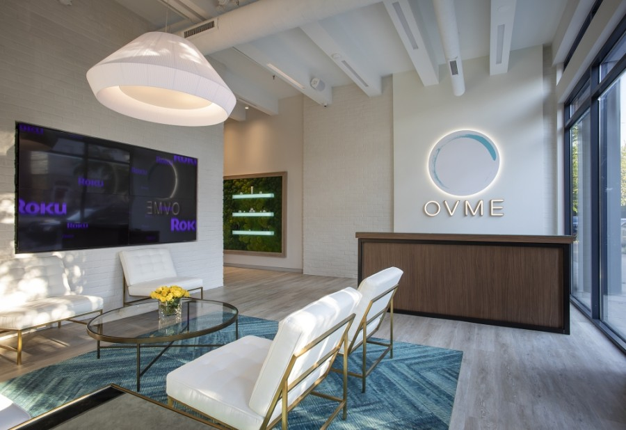 Ovme opened a new medical spa Jan. 19 at 3021 Kirby Drive, Houston. (Courtesy Ovme)