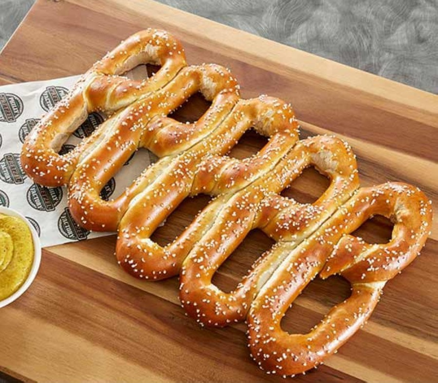 Philly Pretzel Factory opened its doors in December in Flower Mound. (Courtesy Philly Pretzel Factory)