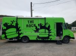 The Rock Burger Truck is closing in late February. (Courtesy The Rock Burger Truck)