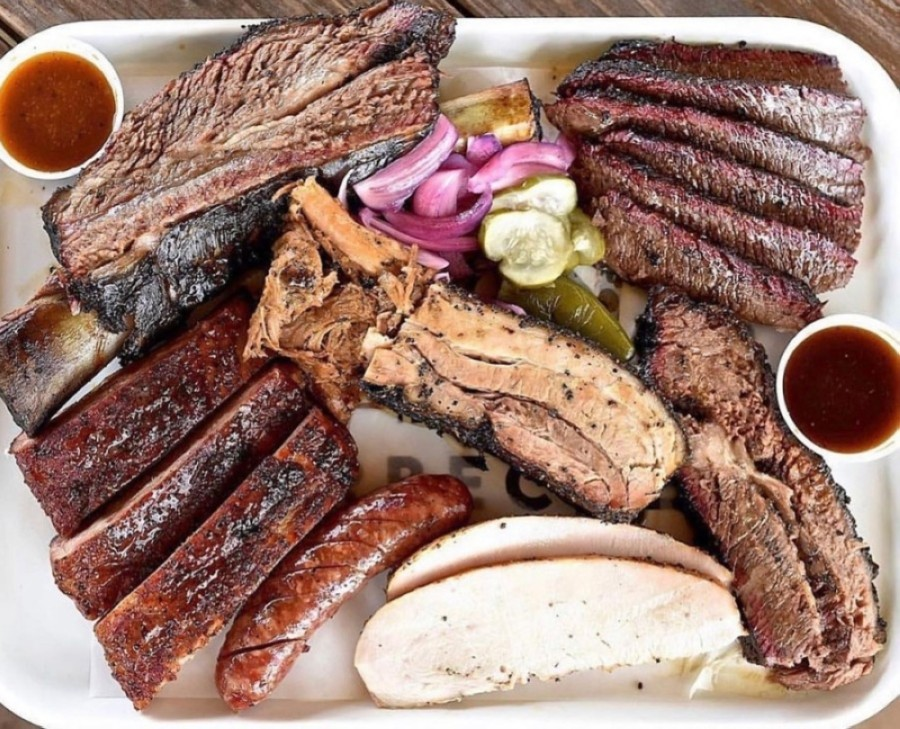 The barbecue eatery is the second Killen's Restaurant Group venture to launch in The Woodlands area. (Courtesy Killen's Barbecue)