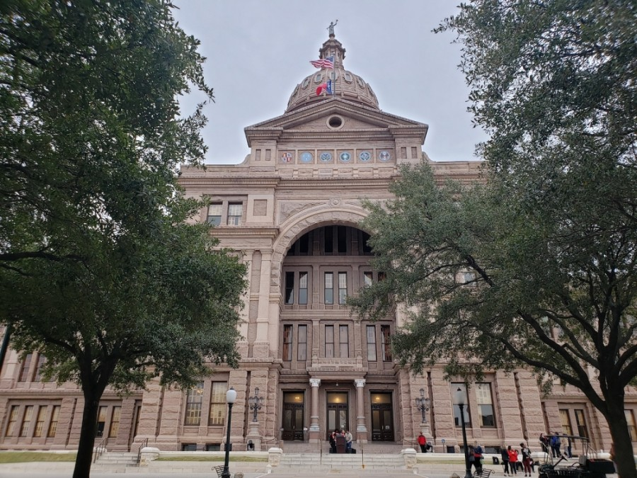 The process will start with a letter to Gov. Greg Abbott but has the potential to escalate to a legal battle with the state of Texas. (Ali Linan/Community Impact Newspaper)