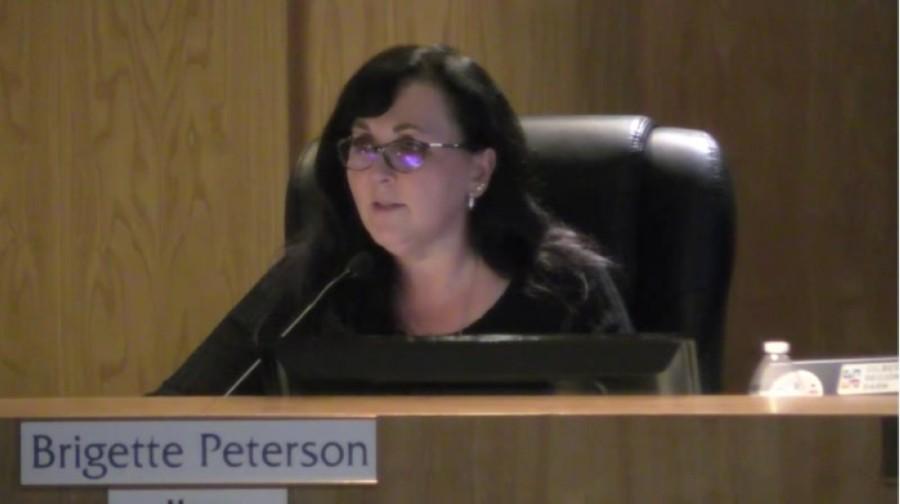 Brigette Peterson