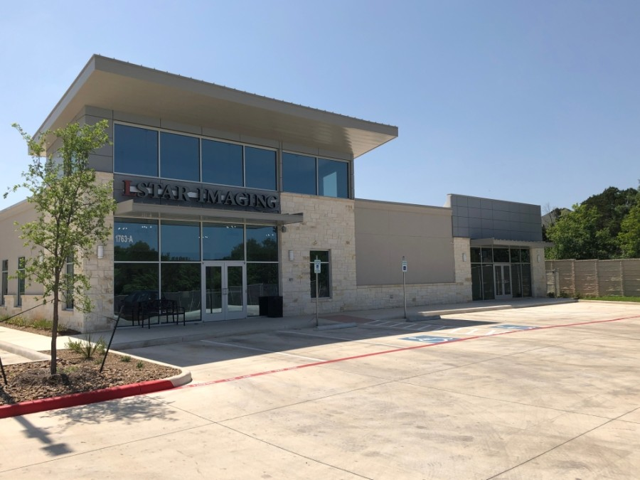 Transwestern Real Estate Services has sold a property at 1763 Medical Way, New Braunfels, to Leben Holdings. (Courtesy Transwestern Real Estate Services)