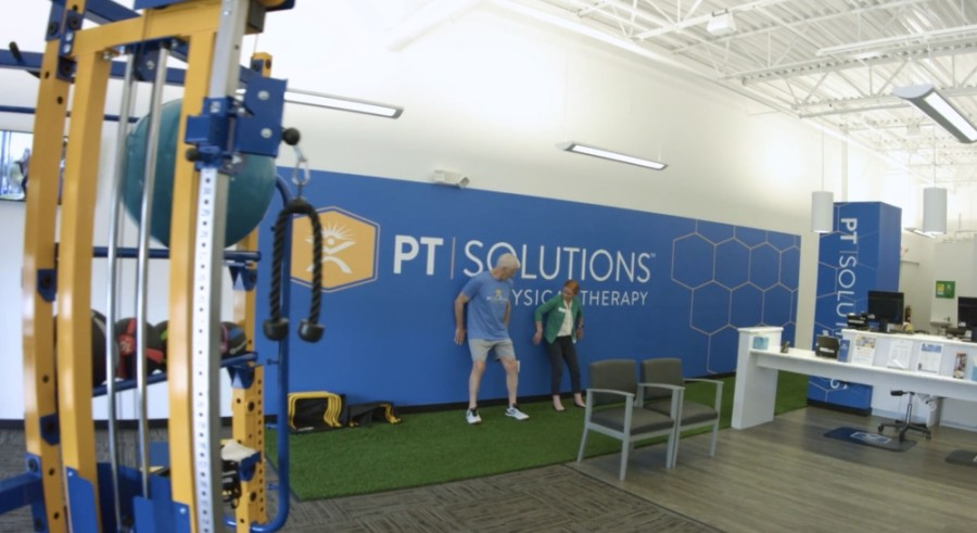 Services at PT Solutions include general physical therapy, concussion rehabilitation, movement disorder rehabilitation, performance enhancement and stroke rehabilitation, among others. (Courtesy PT Solutions Physical Therapy)