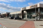 Retail locations began to open at Metropark Square in 2020. (Andrew Christman/Community Impact Newspaper)