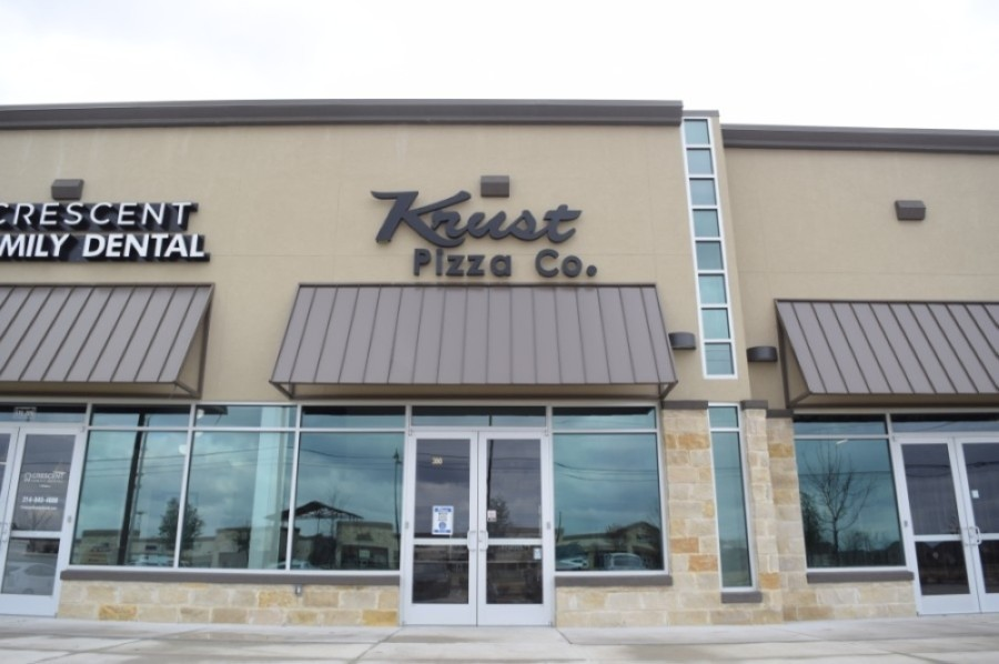 Krust Pizza Co. opened Jan. 21 at 7701 Stacy Road, Ste. 300, McKinney. (Matt Payne/Community Impact Newspaper)