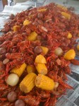The trailer will serve seafood boiled in an original crawfish seasoning blend and will also serve boiled sausage, corn and potatoes. (Courtesy Boudreaux's Boiling Shack)