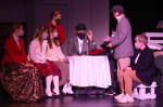 "The Woodlands Christian Academy theater program, pictured here performing ""The Diary of Anne Frank,"" is part of its fine arts department under new leadership. (Courtesy The Woodlands Christian Academy)"
