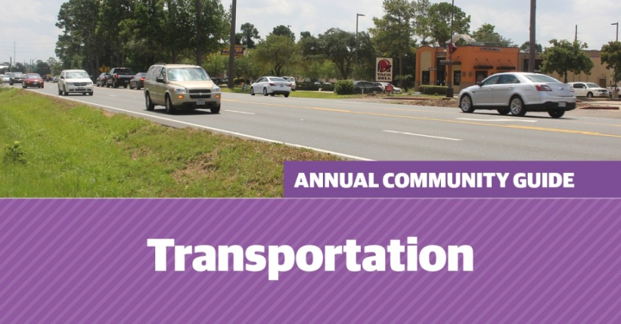 The Texas Department of Transportation will break ground this year on two projects to expand FM 1960 from four to six lanes. (Kelly Schafler/Community Impact Newspaper)