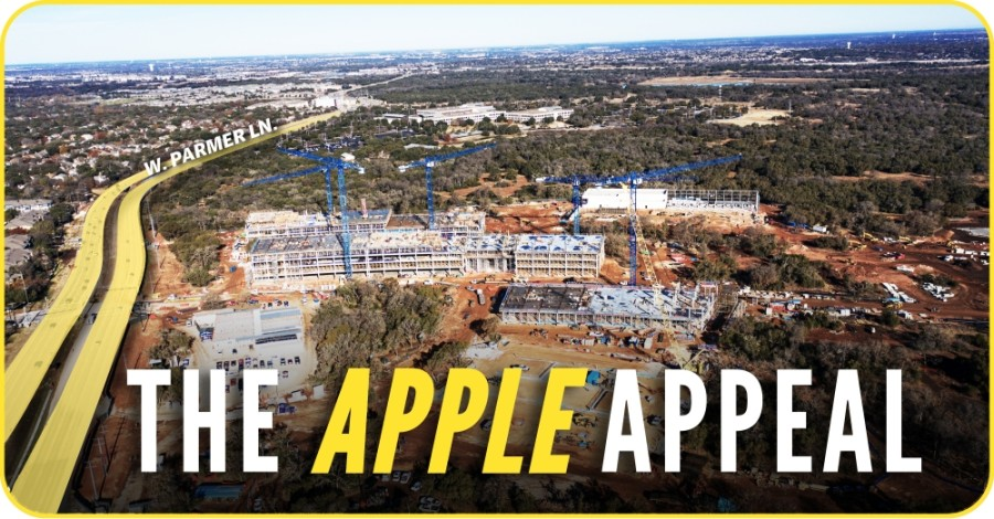Apple Inc. campus Northwest Austin