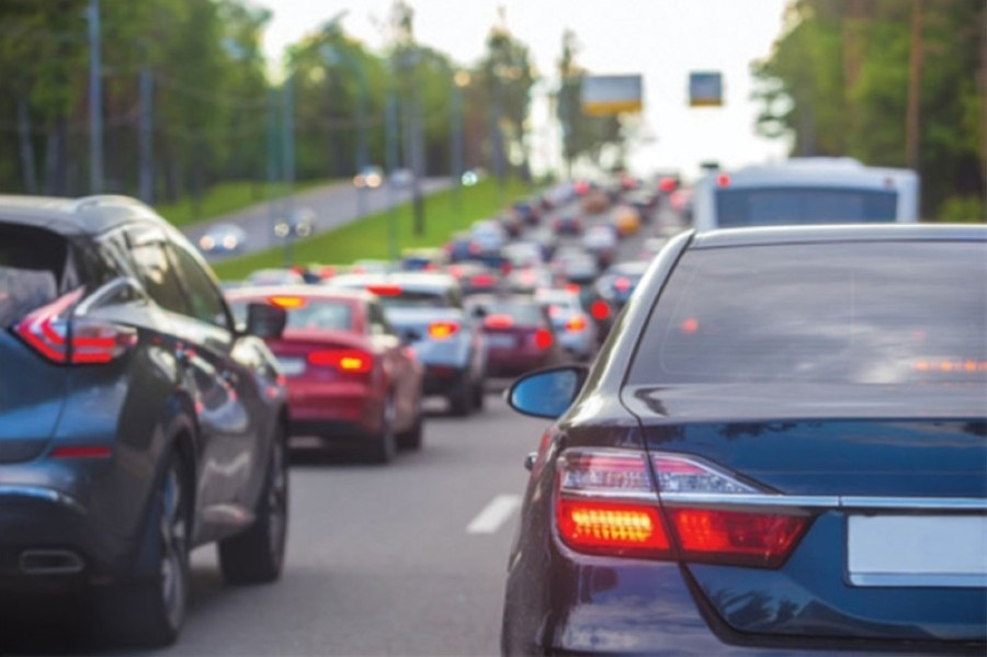 With the last Montgomery County projects funded by a 2015 road bond underway and updates still pending for the county's Major Thoroughfare Plan, area officials are looking to shape a new set of transportation priorities in 2021. (Courtesy Adobe Stock)