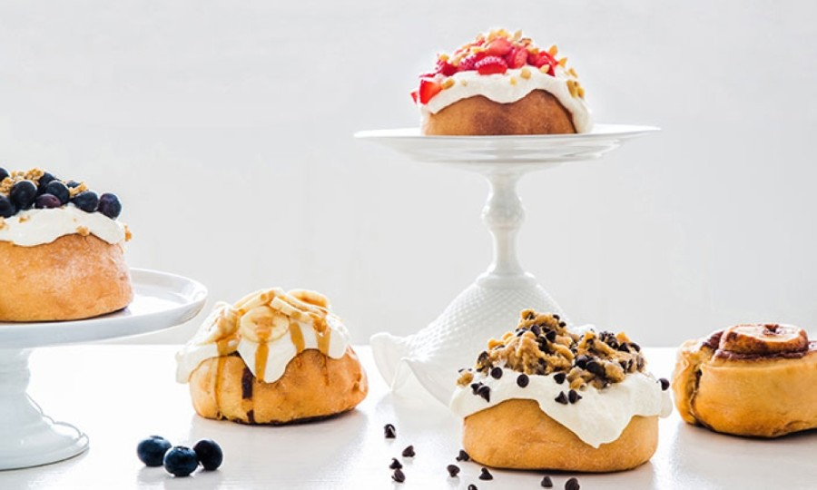 Cinnaholic is coming soon to Frisco. (Courtesy Cinnaholic)