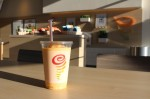 Jamba Juice serves fruit and vegetable juices and smoothies. (Tom Blodgett/Community Impact Newspaper)