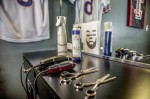 Locker Room Haircuts, a sports-themed barber shop, will specialize in men's and children's haircuts. (Courtesy Locker Room Haircuts)