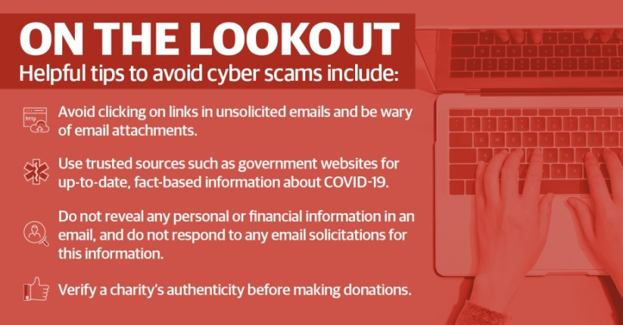 Fraudulent websites, fake calls and texts, and price gouging are just some of the common tactics used by scammers. (Katherine Borey/Community Impact Newspaper)