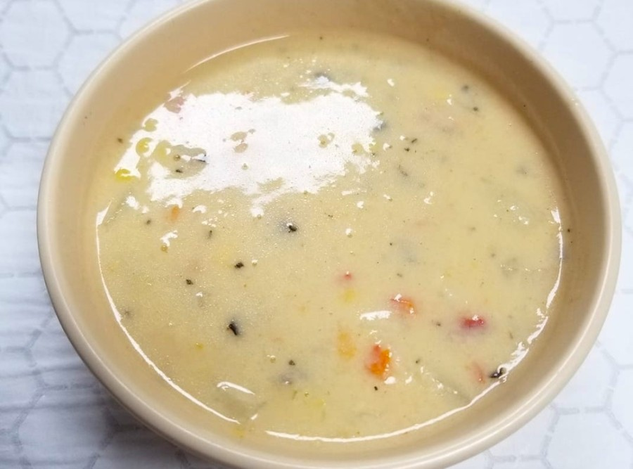 Oakley Grill in Roanoke regularly features a soup of the day, such as the shrimp and corn chowder. (Courtesy Oakley Grill)