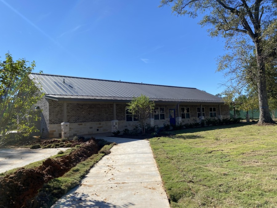 Yes to Youth's Bridgeway Shelter is located at 4501 N. Frazier St. in Conroe. (Courtesy Penny Wilson)