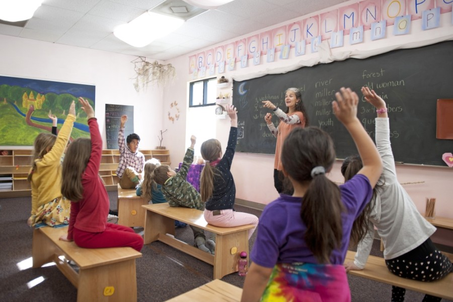 Great Oak School is a Waldorf school in Tomball. (Courtesy Great Oak School)