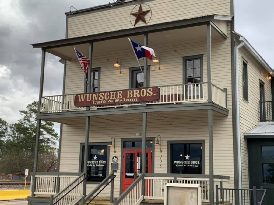 The Old Town Spring staple has been closed for renovations for nearly six years following a fire in 2015. (Courtesy Wunsche Brothers Cafe & Saloon)
