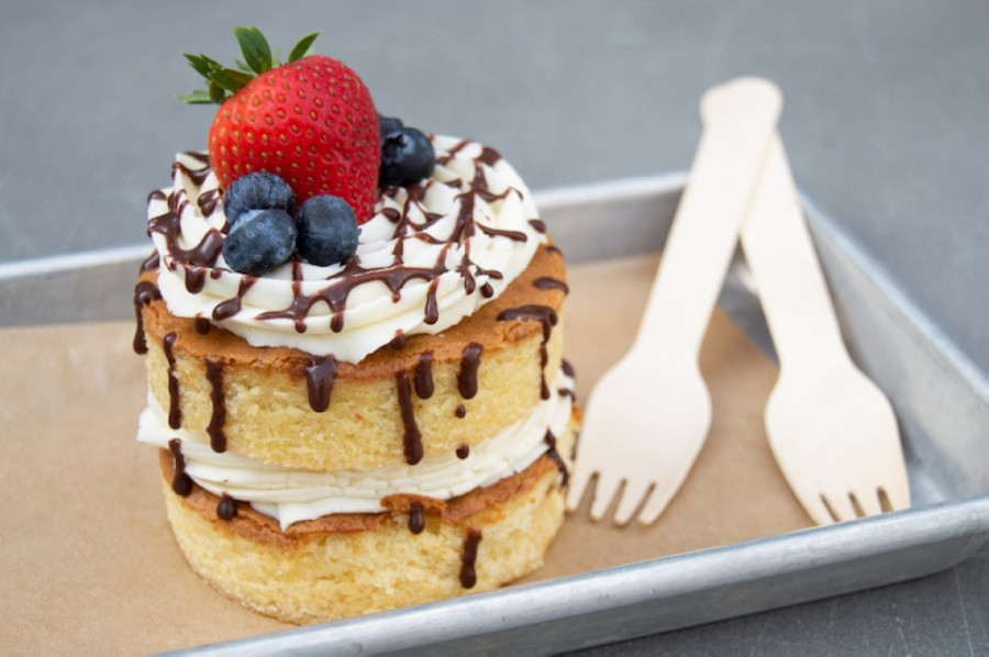 Legacy Hall's newest additions include a new location for Dallas-based Leila Bakery & Cafe. (Courtesy Legacy Hall)