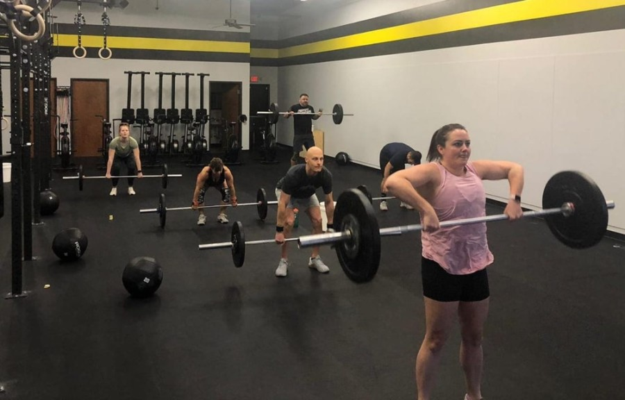 Angry Bee CrossFit & BootCamp offers group crossfit and boot camp classes. (Courtesy Angry Bee CrossFit & BootCamp)