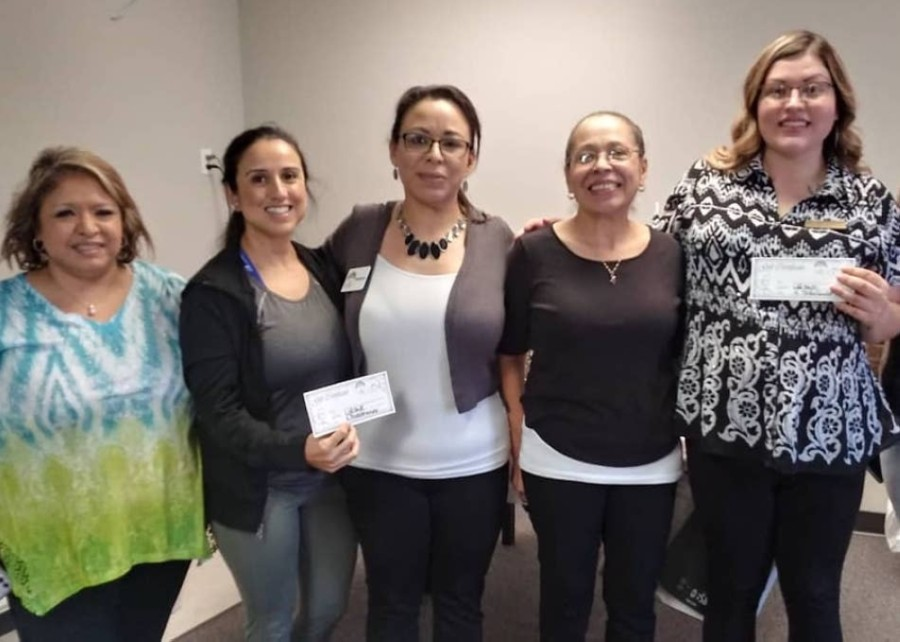 LifeStyle owner Stephanie Harris, center, celebrated the first anniversary of her business in January. (Courtesy LifeStyle)
