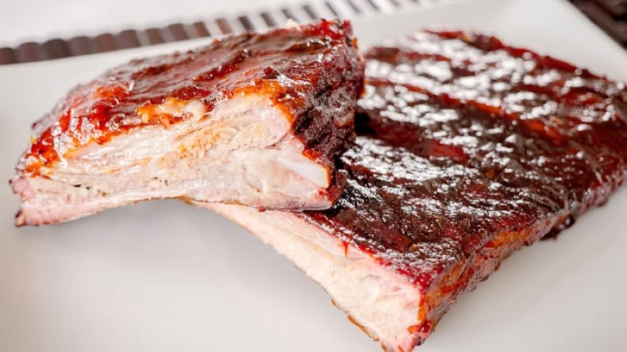 The eatery serves brisket, ribs and pulled pork, among other barbecue options. (Courtesy The Texas BBQ Lab)