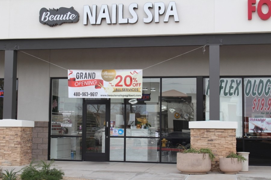 Beaute Nails and Spa