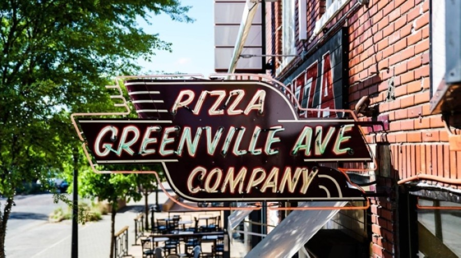 GAPCo offers made-from-scratch pizzas with thin, crispy crust and homemade sauce. (Courtesy Greenville Avenue Pizza Company)