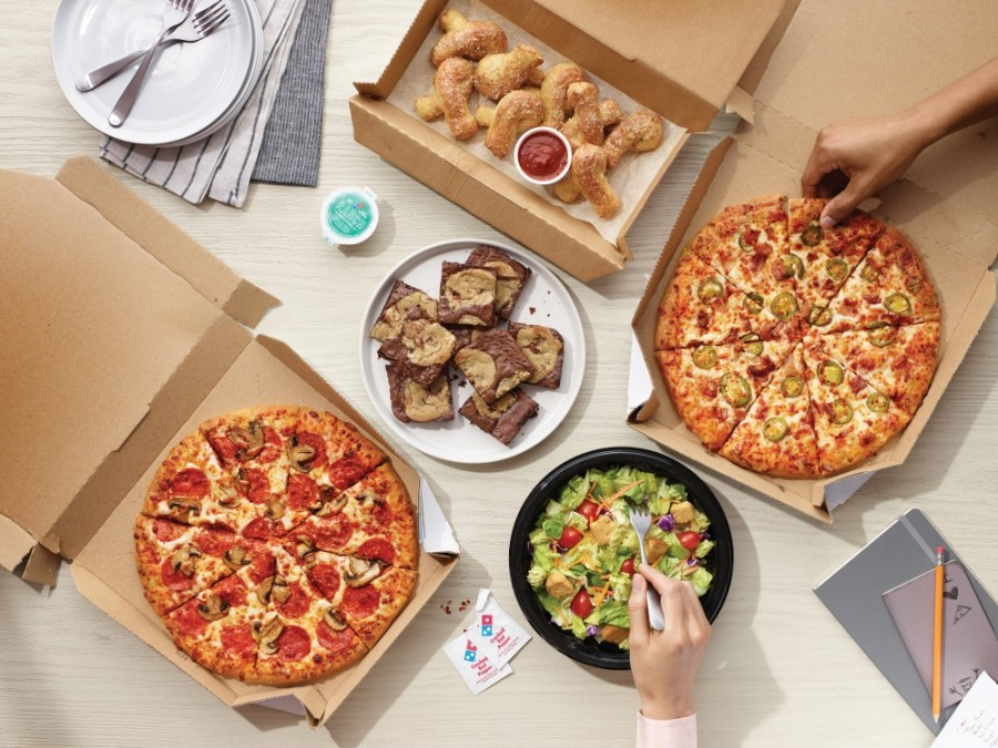 Domino's Pizza is coming soon to The Shops at Rock Creek. (Courtesy Domino's Pizza)