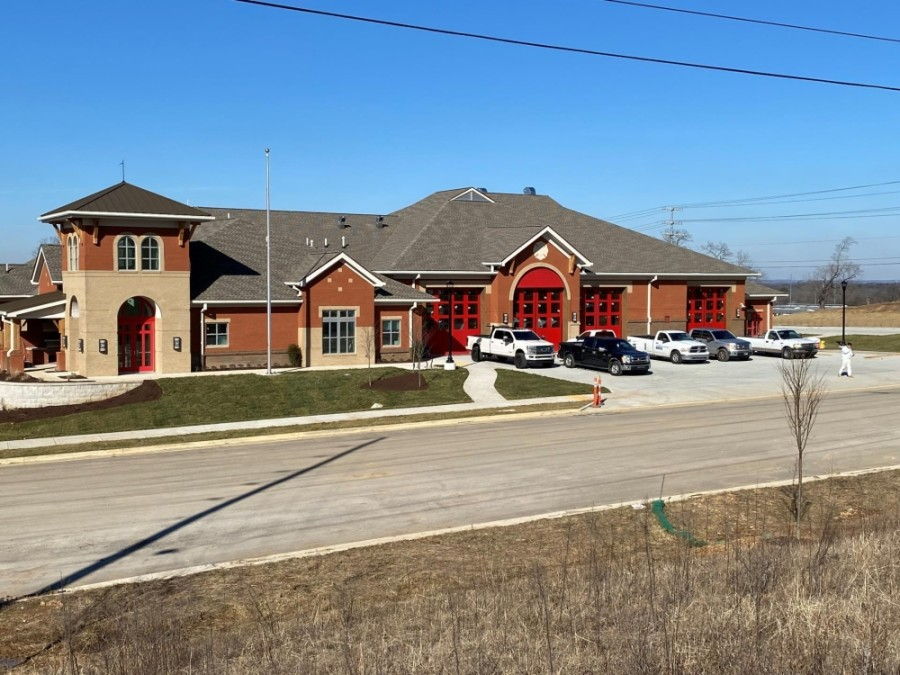 Fire Station No. 7 will be located at 1972 John Fitzgerald Drive, Franklin. (Courtesy city of Franklin)