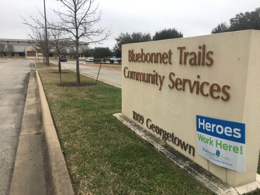 Bluebonnet Trails Community Services has been awarded a $4 million federal grant to expand mental health and substance abuse services amid the pandemic. (Claire Ricke/Community Impact Newspaper)