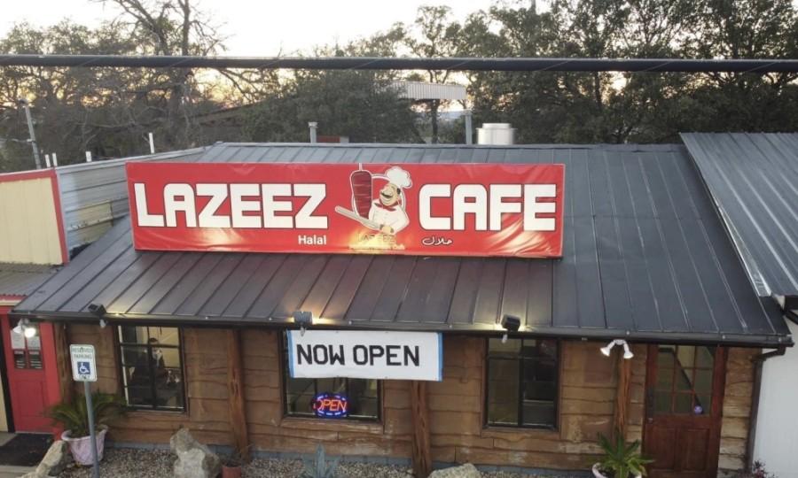 Lazeez opened in Four Points in February. (Courtesy Lazeez Mediterranean Cafe)