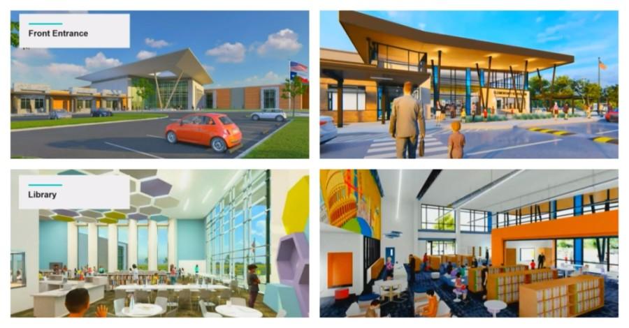 school renderings