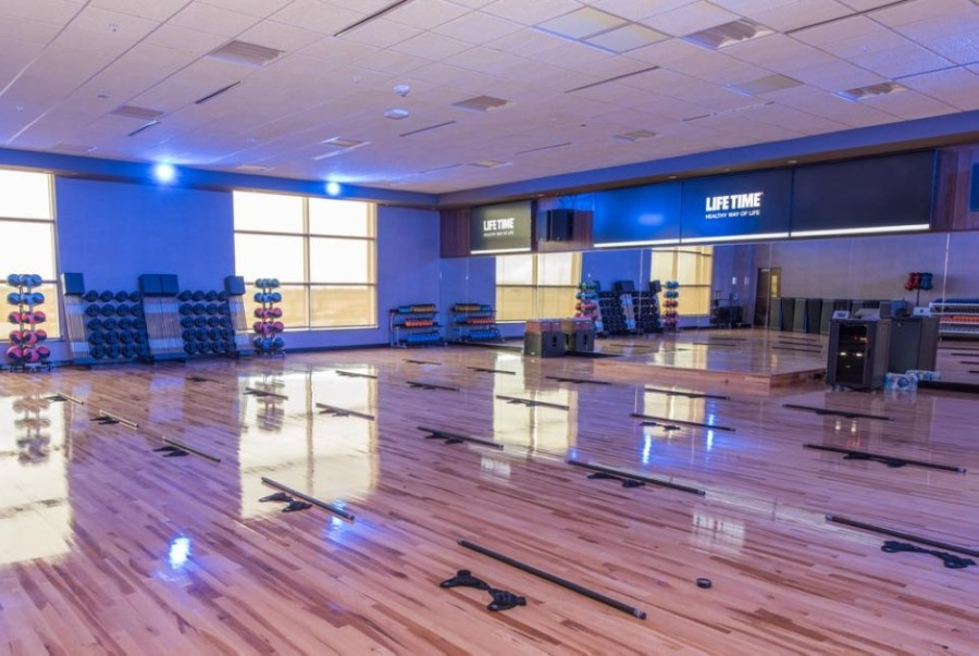 Life Time Fitness has several locations throughout the Greater Houston area. (Courtesy Life Time)