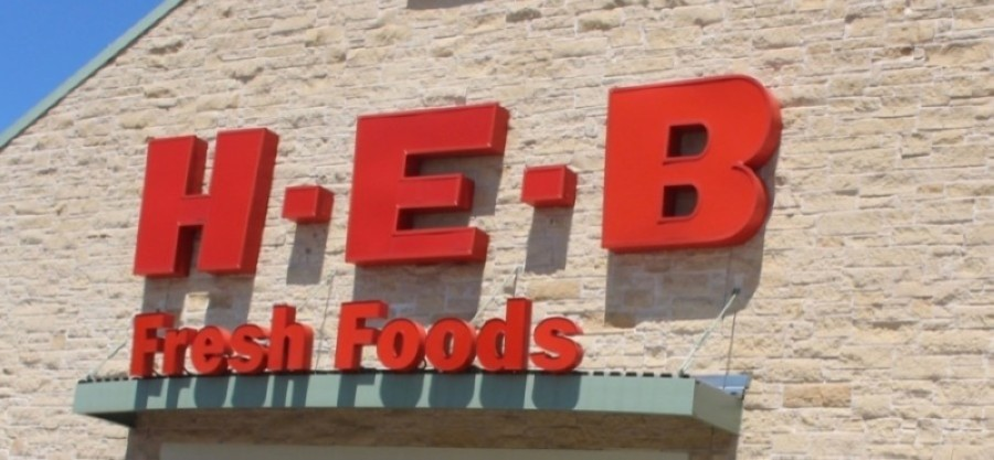 Construction on a new H-E-B location in Magnolia is slated to begin in June. (Nicholas Cicale/Community Impact Newspaper)