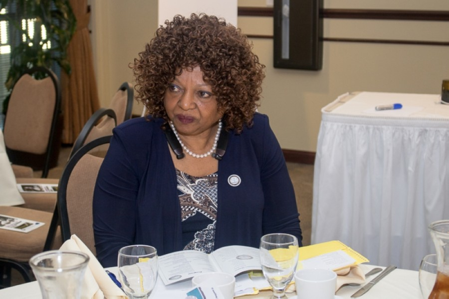 Linda Coleman is the president of the Missouri City and Vicinity NAACP branch, an organization of approximately 200 members. (Courtesy Missouri City and Vicinity NAACP)