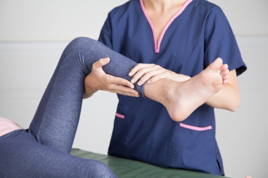 The business offers in-clinic and telehealth physical therapy evaluations and appointments. (Courtesy Adobe Stock)
